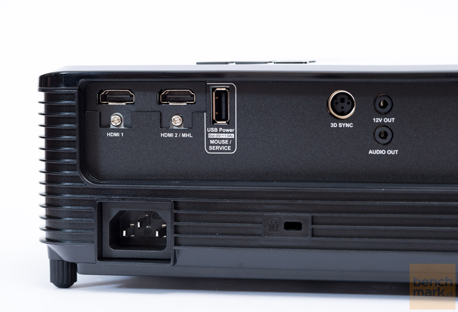 Optoma HD142X - mały, jasny i z dobrymi kolorami | zdjęcie 4