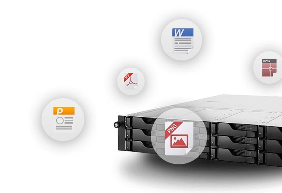 NAS do dużej firmy - Asustor AS6212 pomieści 120 TB danych