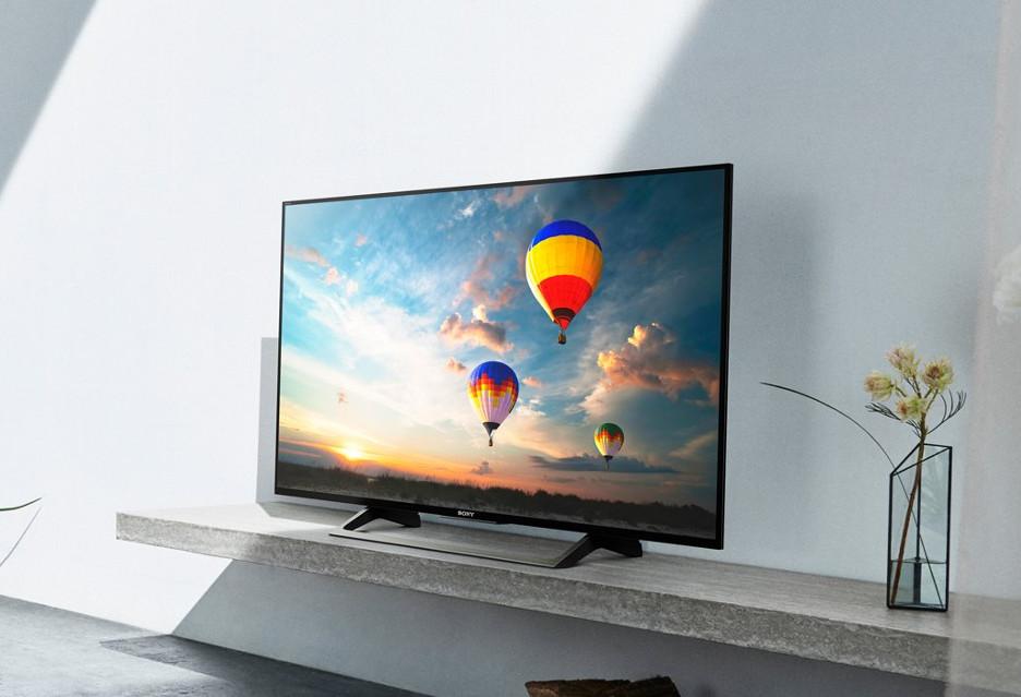 Telewizory Sony na rok 2017 - modele HDR dla Kowalskiego