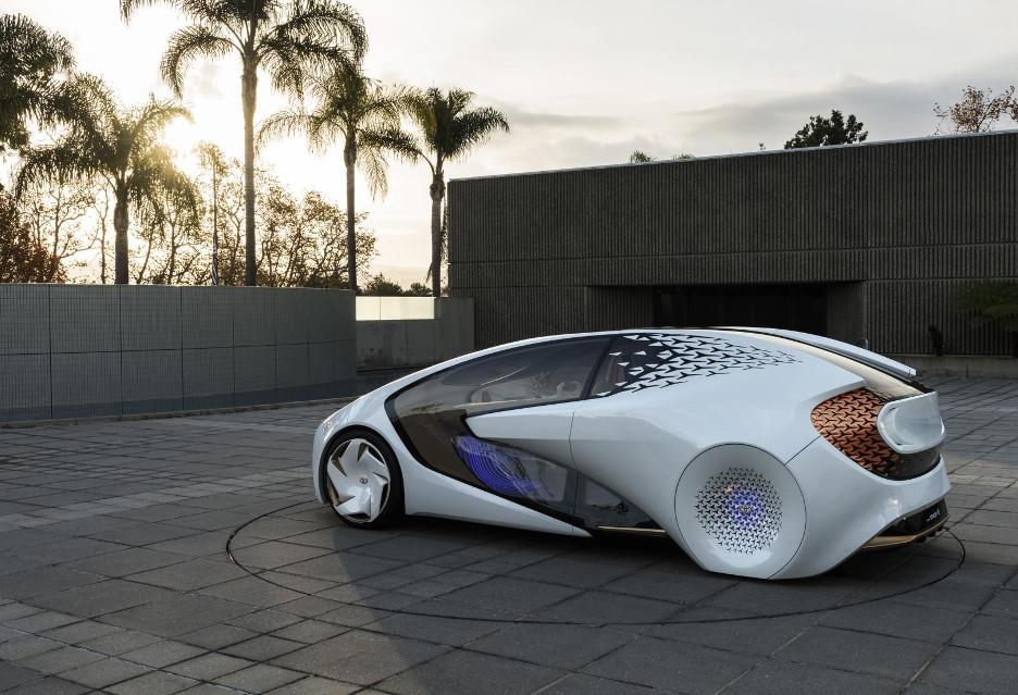 Toyota i auto, które chce być twoim kumplem
