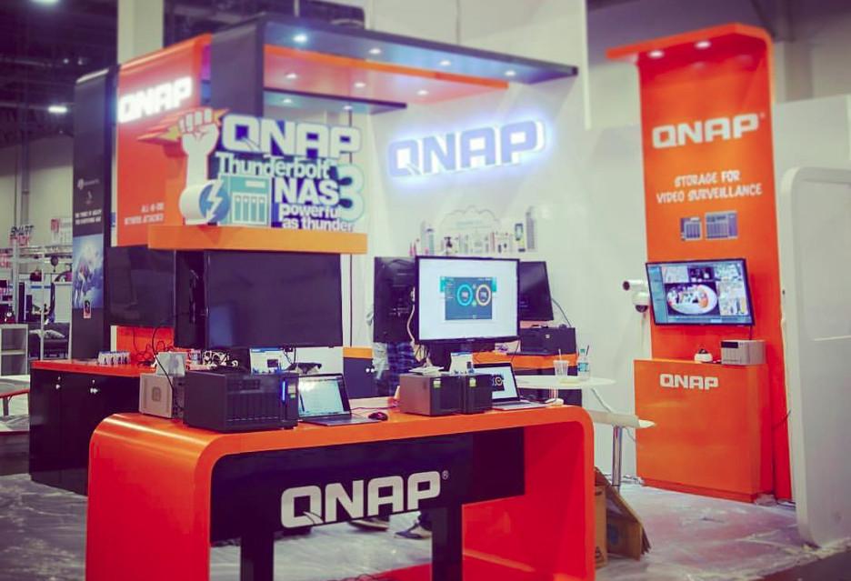 QNAP na CES 2017 - nowe serwery NAS i rozwiązania dla biznesu