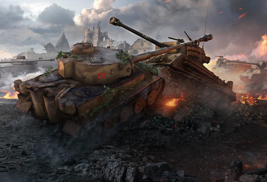 Konsolowi czołgiści, rusza TankBowl w World of Tanks