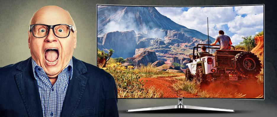 HDR, Samsung, Uncharted ‒ pierwsze wrażenia | zdjęcie 1