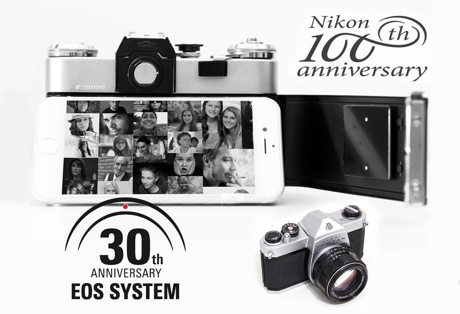 Fotograficzne rocznice w 2017 roku - 100 lat Nikona i nie tylko | zdjęcie 1