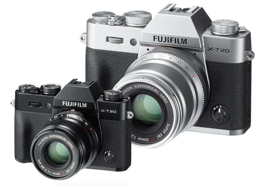 Fujifilm X-T20 - oto co wynikło z dodania 0 do nazwy flagowego bezlusterkowca