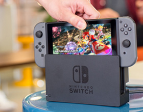 Nintendo Switch – świat oszalał