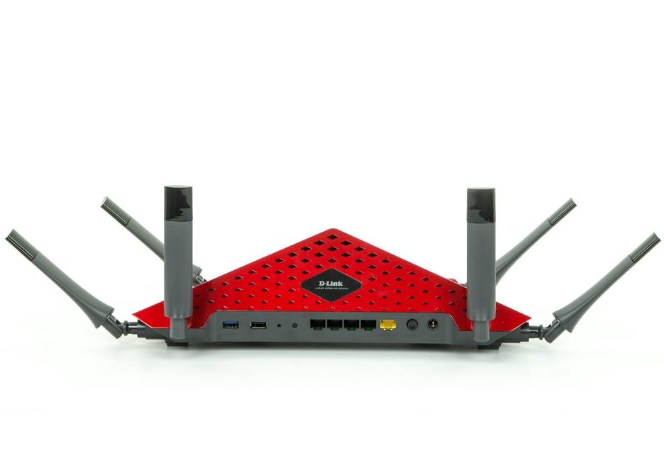D-Link DIR-890L - router z kosmosu? | zdjęcie 3