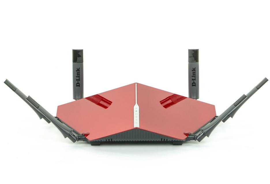 D-Link DIR-890L - router z kosmosu? | zdjęcie 2