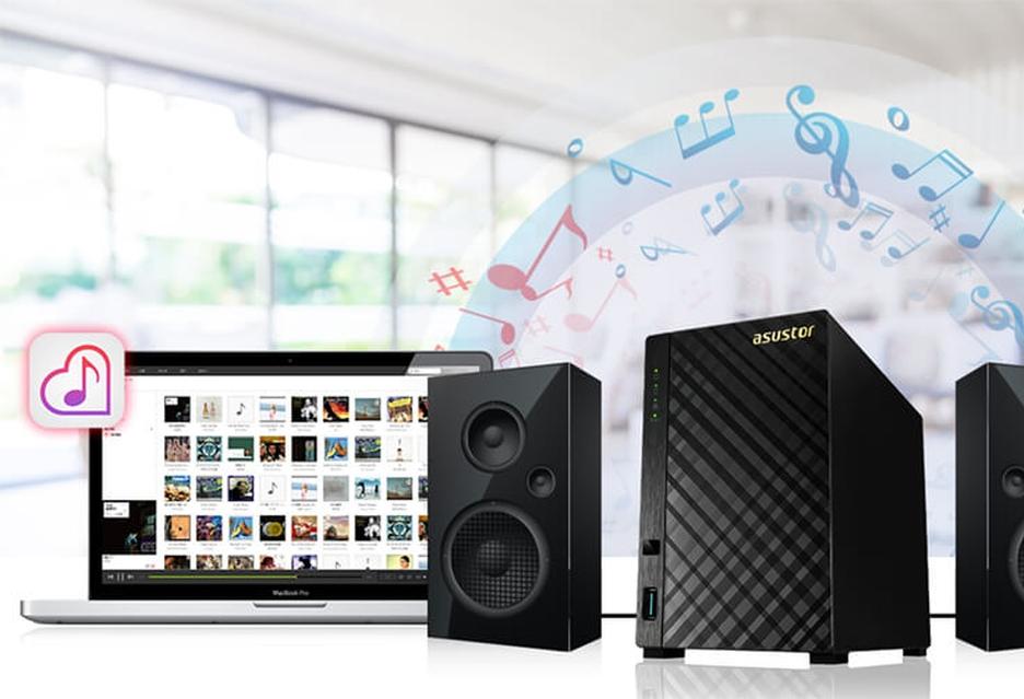 Asustor oddaje do użytku aplikację SoundsGood 2.0
