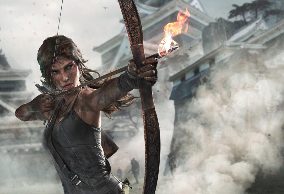 Zobacz nową Larę Croft na planie kolejnego Tomb Raidera [AKT.]