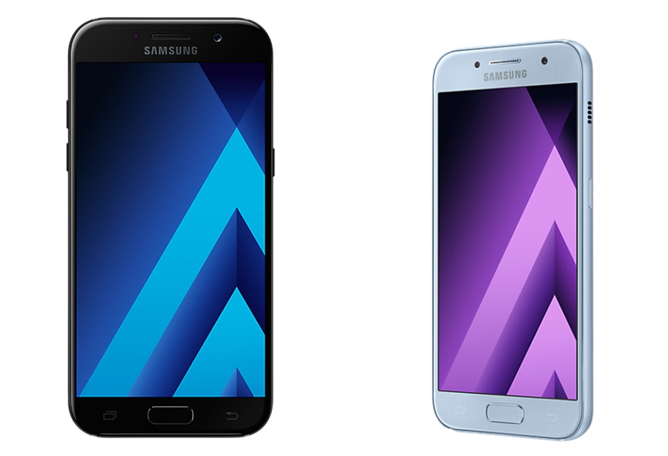 Galaxy A3 (2017) i Galaxy A5 (2017) lądują w polskich sklepach - nie za drogo?