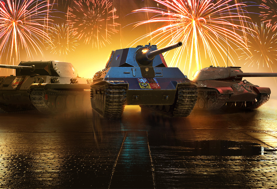 Trzy lata World of Tanks na konsolach