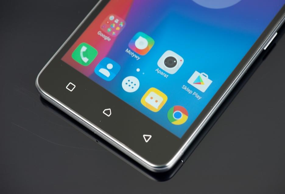 Lenovo K6 - poręczny smartfon do podstawowych zadań | zdjęcie 2