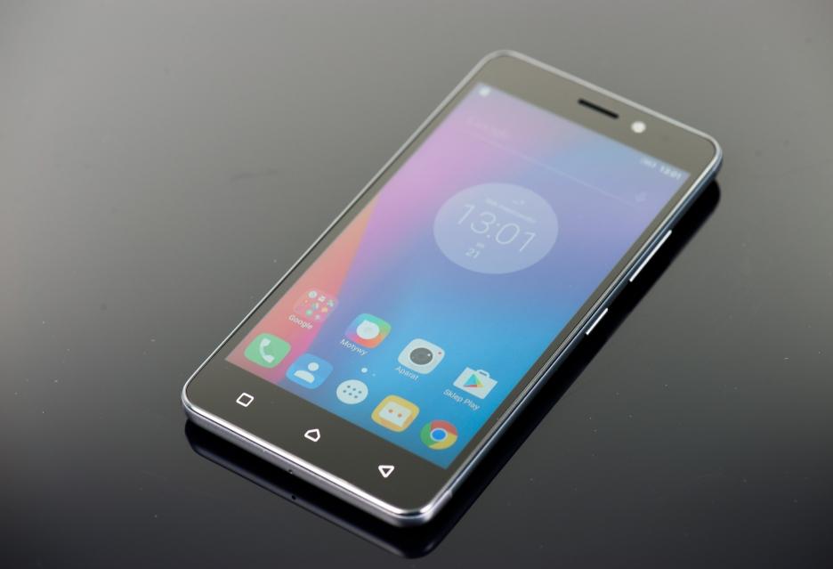 Lenovo K6 - poręczny smartfon do podstawowych zadań | zdjęcie 1
