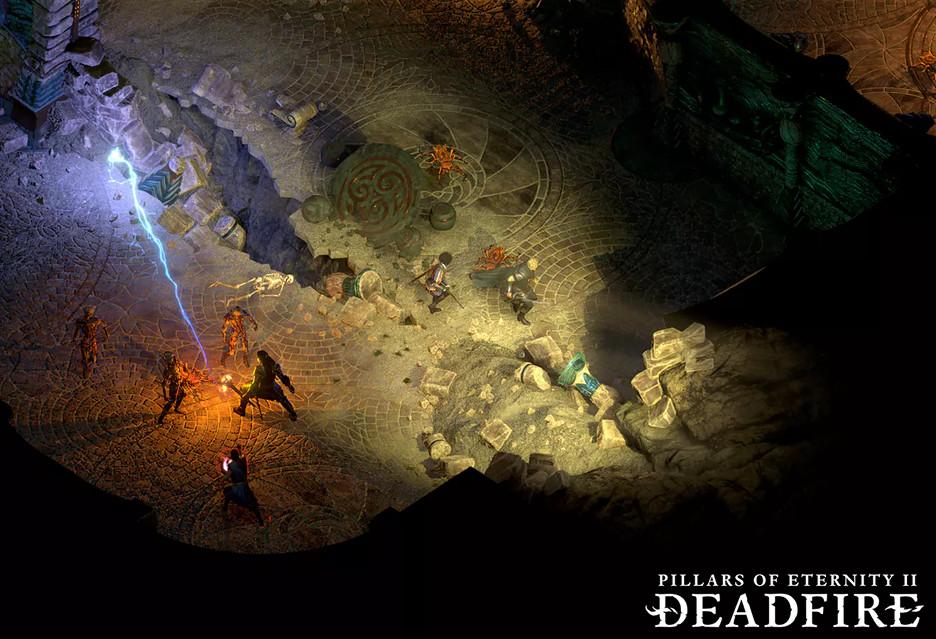 Pillars of Eternity II - 10 dni do końca zbiórki, na koncie już ponad 2,6 mln dolarów