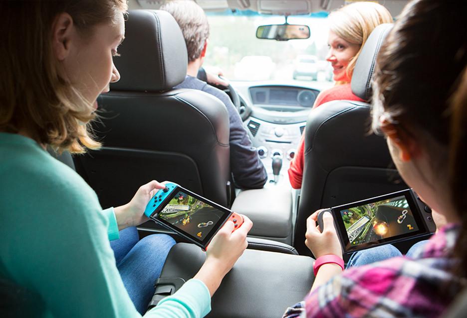 Nintendo Switch u pierwszych graczy - zobaczmy menu, bo gier na razie nie ma