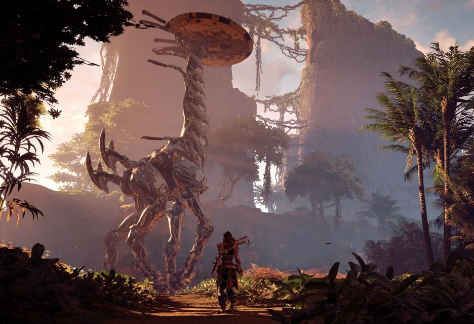 Ziemia nie należy już do nas - Sony prezentuje świat Horizon: Zero Dawn