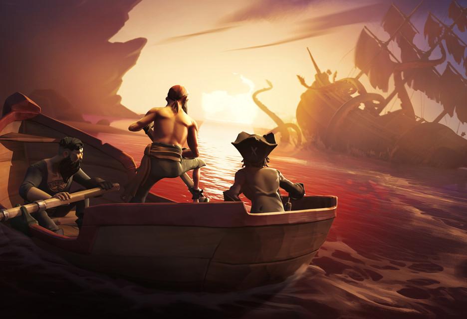 Sea of Thieves - dzień z życia pirata