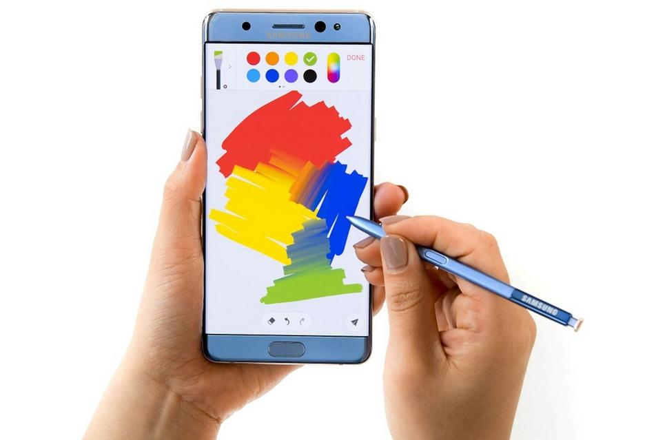 Galaxy Note 7 może wrócić do sklepów