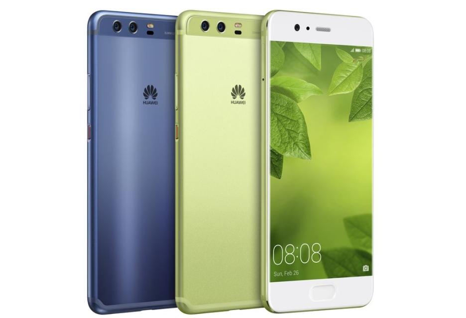 Huawei P10 i Huawei P10 Plus także zaprezentowane