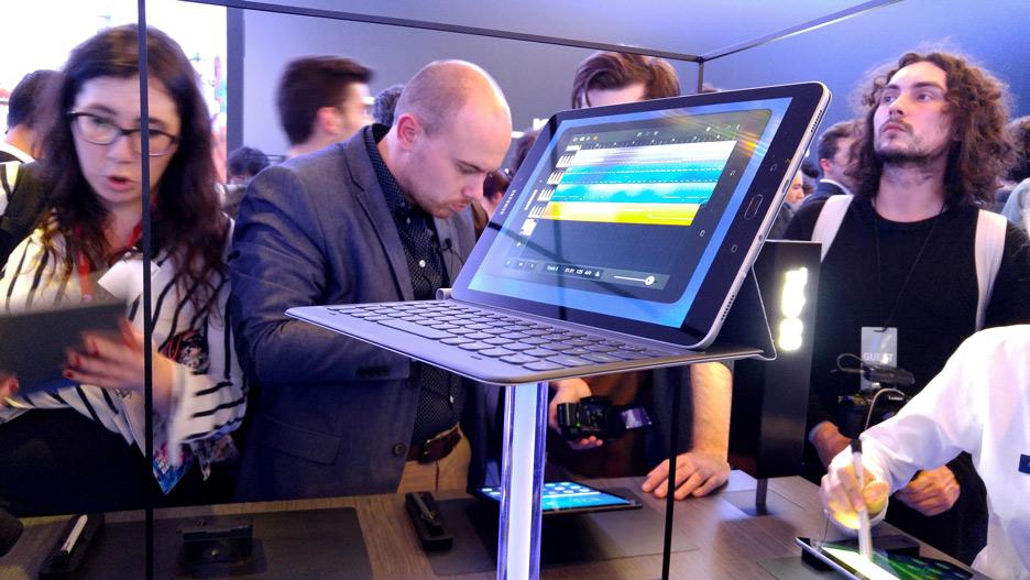 Nowości Samsunga - galeria zdjęć z premiery   zdjęcie 4