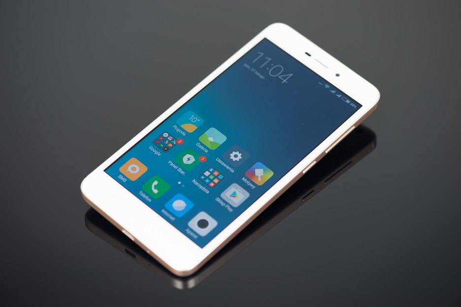 Xiaomi Redmi 4A – witaj królu złoty! | zdjęcie 1