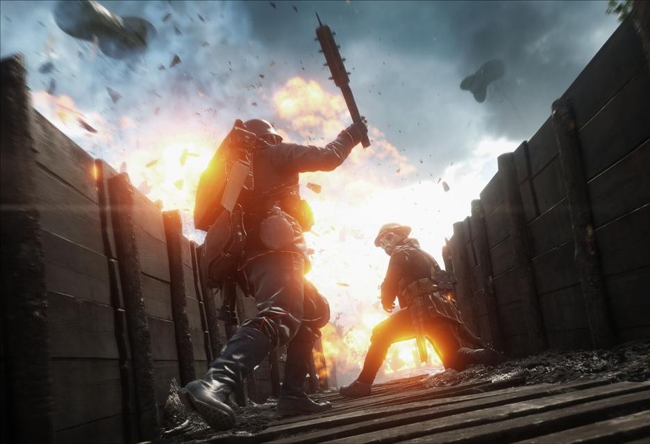 W ten weekend można bawić się przy Battlefield 1 za darmo