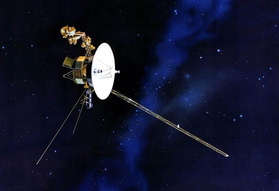 Czterdzieści lat minęło - Voyager I i II, najwięksi podróżnicy naszych czasów | zdjęcie 1