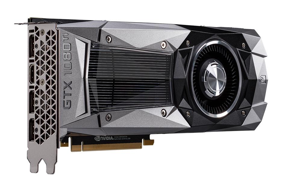 GeForce GTX 1080 Ti - premierowy test | zdjęcie 1