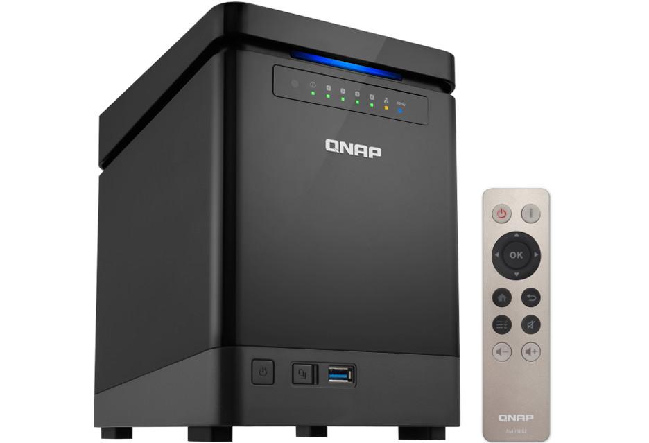 QNAP i funkcjonalny serwer NAS w wersji mini