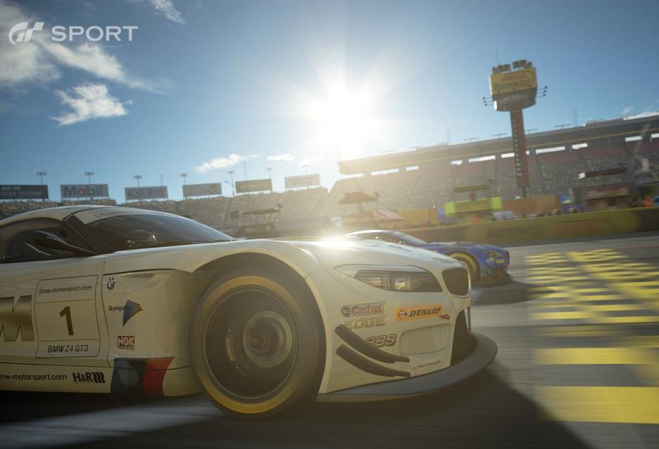 Nowy zwiastun zapowiada zamknięte beta testy Gran Turismo Sport