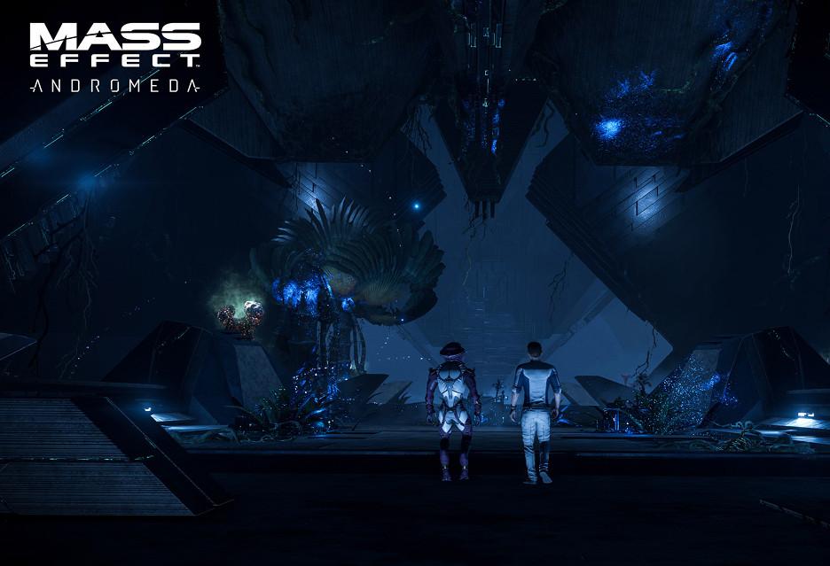 Mass Effect: Andromeda - premierowy zwiastun może przekonać nieprzekonanych