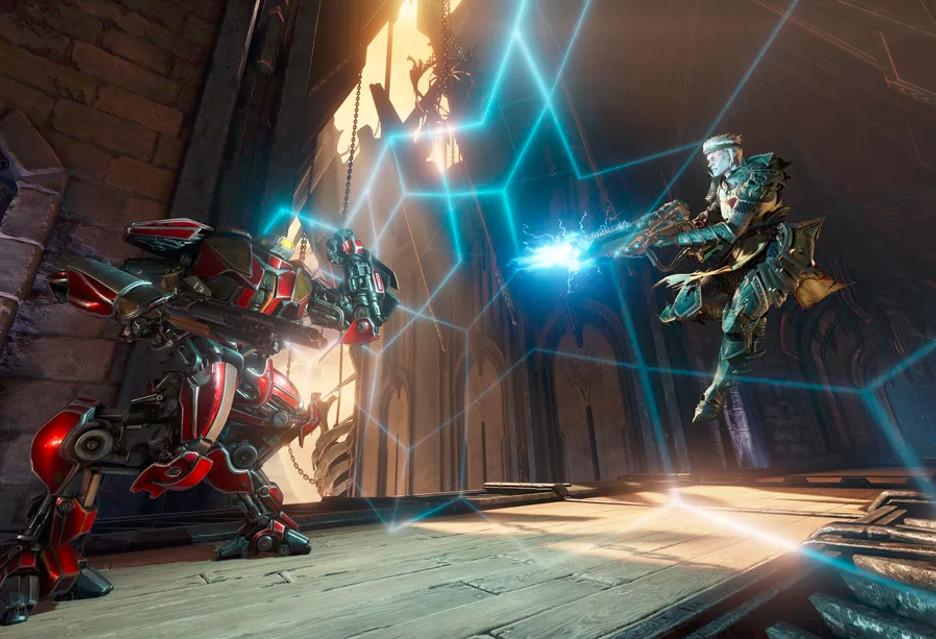 W Quake Champions Będzie Można Grać Za Darmo