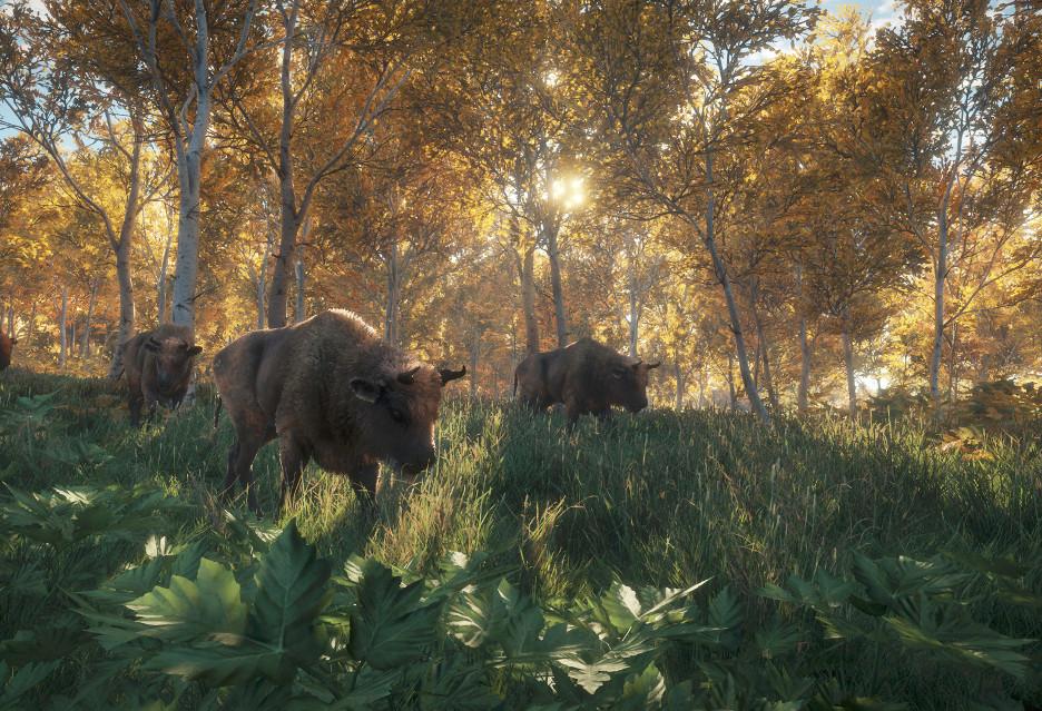 theHunter: Call of the Wild - widowiskowe polowanie czas zacząć
