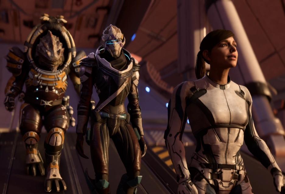 Twórcy omawiają multi Mass Effect: Andromeda (który będzie posiadał mikropłatności)
