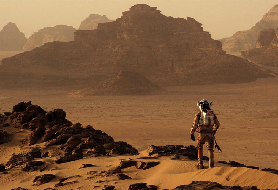 Ziemniaki, magnesy, terraformacja i białaczka - różne takie o locie na Marsa