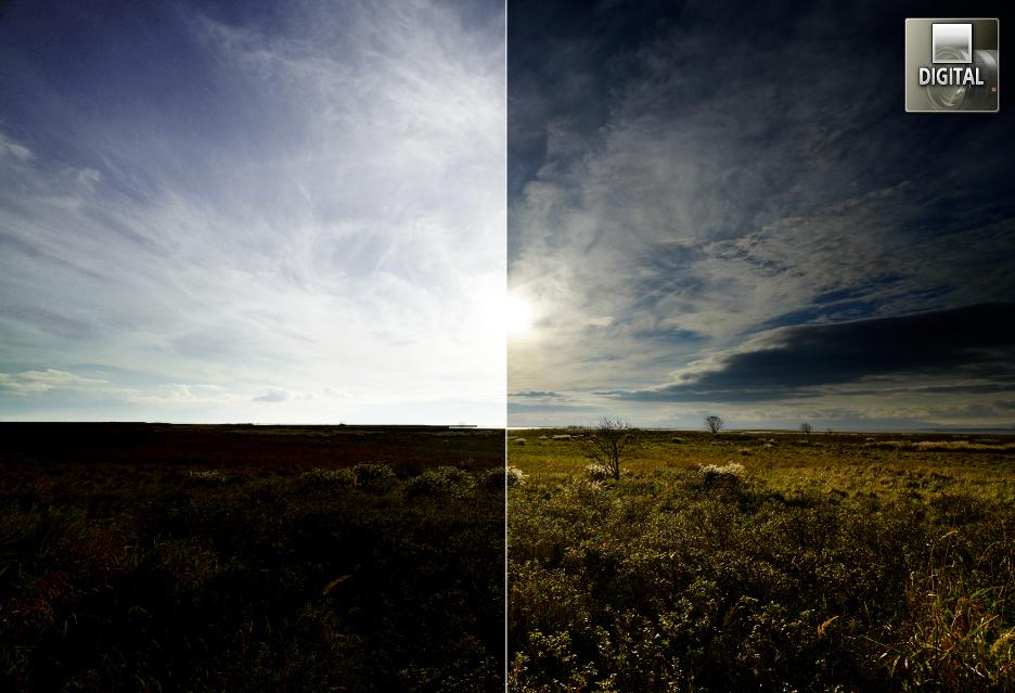 Cyfrowy filtr gradacyjny dla aparatów Sony - to może być lepsze niż HDR
