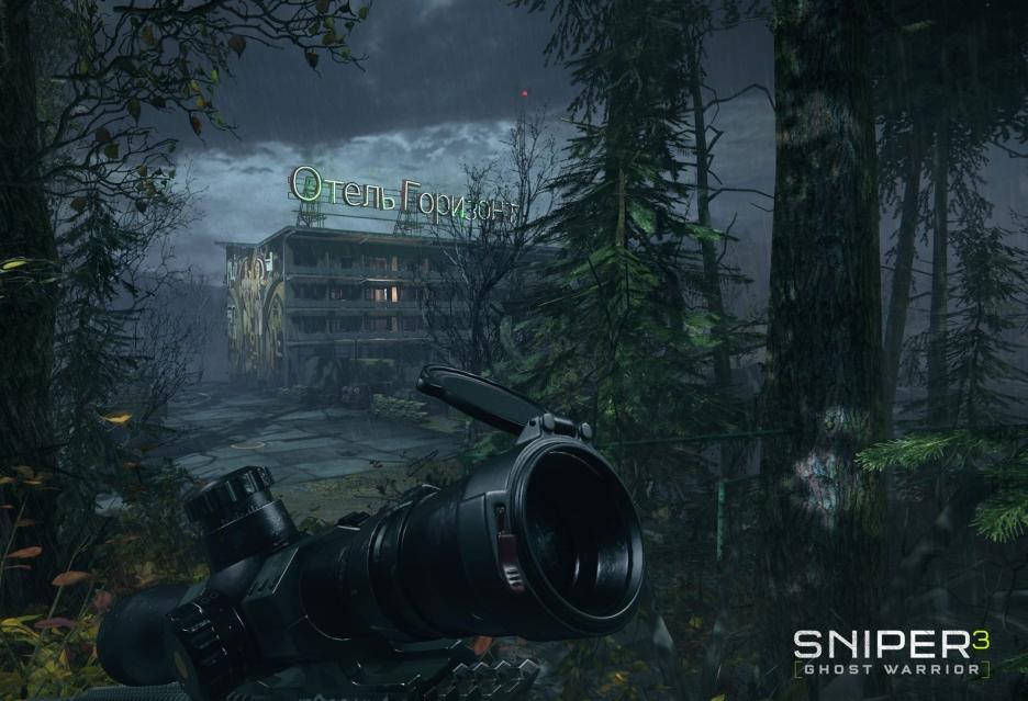 Sniper: Ghost Warrior 3 - zwiastun fabularny i fragmenty rozgrywki