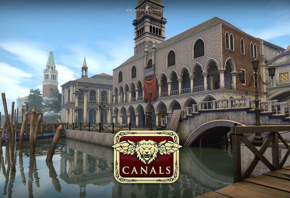 CS:GO z zupełnie nową mapą - Canals