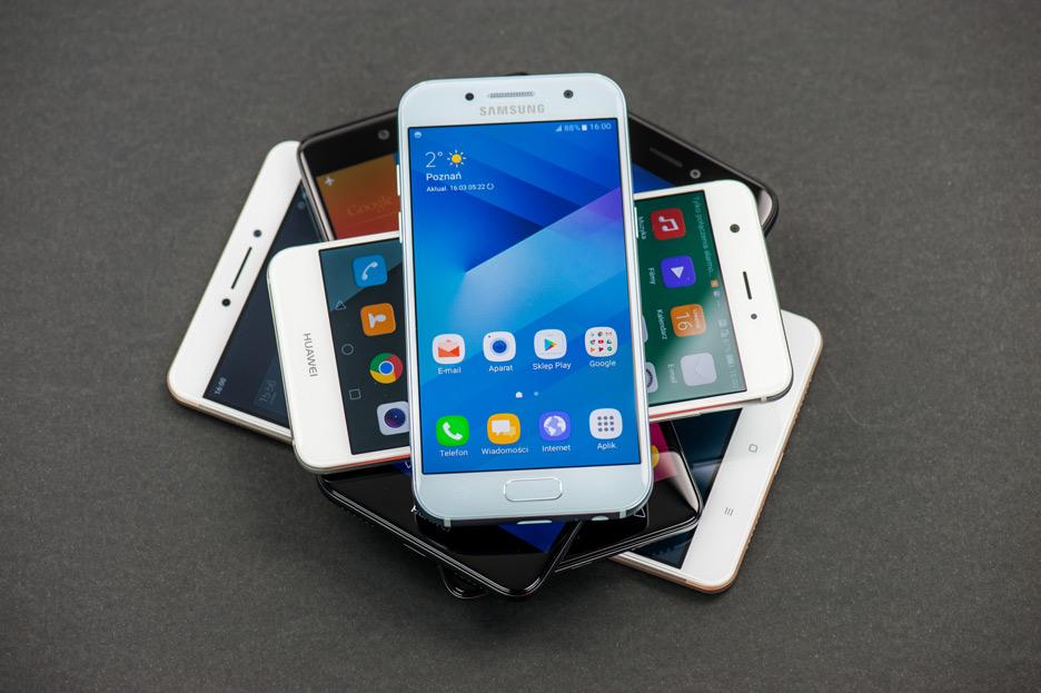 5 smartfonów za około 1400 zl – krótki pojedynek | zdjęcie 1