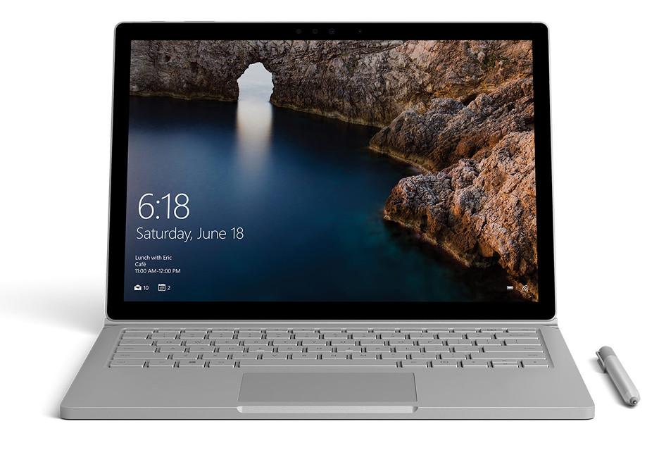 Surface Book 2 ma godnie rywalizować z Macbookiem Pro