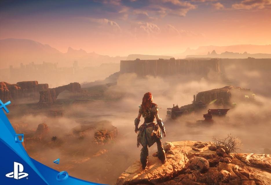 Świetna sprzedaż Horizon: Zero Dawn - to najlepsza nowa marka na PS4