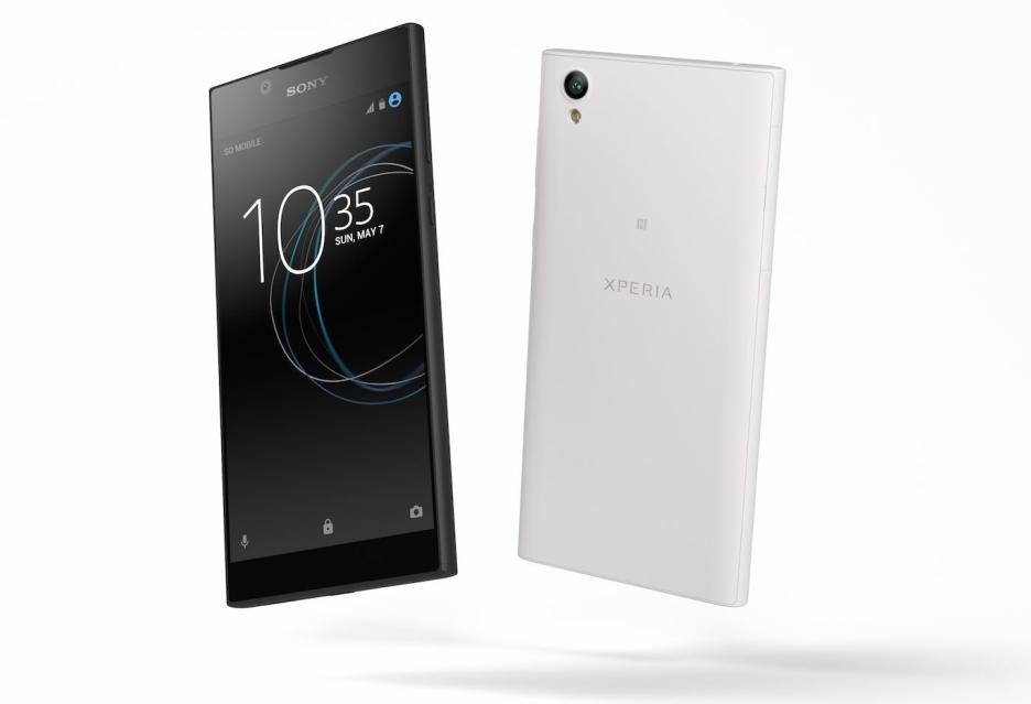 Sony zaprezentowało smartfona Xperia L1