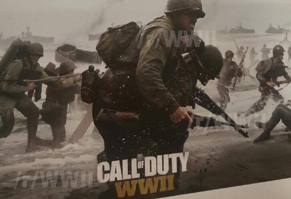 Tegoroczne Call of Duty to WWII - wrócimy do przeszłości
