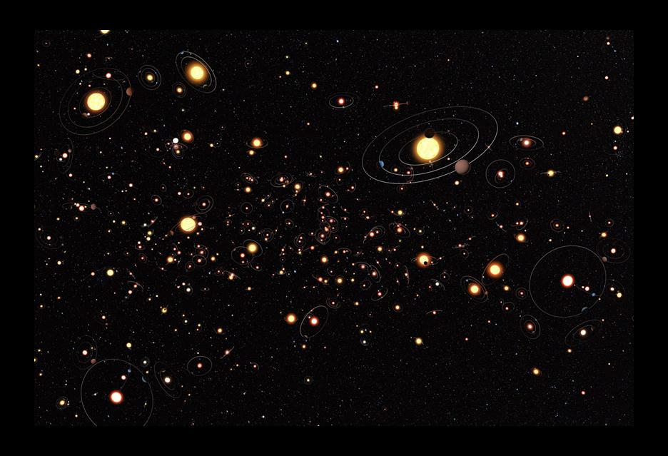 Pozasłoneczne planety odkrywamy masowo - tylko czy one naprawdę tam istnieją?