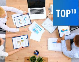 TOP 10 drukarki laserowe kolorowe do małej firmy