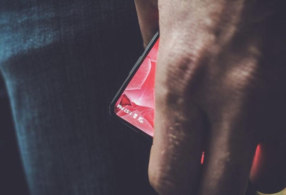 Andy Rubin sugeruje, że jego smartfon również wpadać będzie w oko