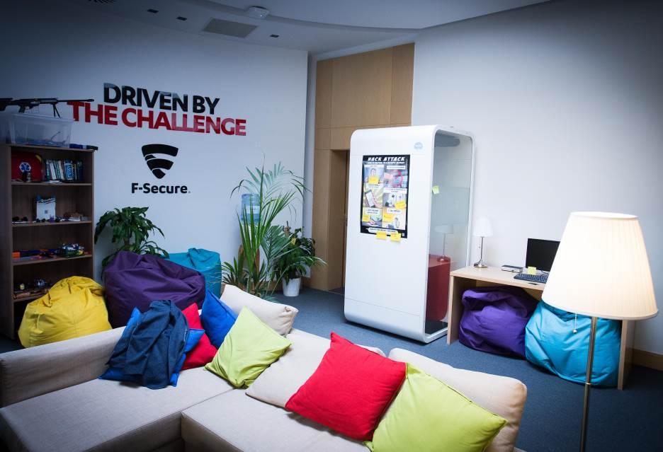 Licencja na cyberbezpieczeństwo – odwiedzamy poznański oddział F-Secure | zdjęcie 3