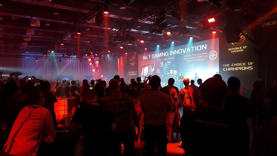 Nowości ASUSa na imprezie ROG w Berlinie - wideo i galeria | zdjęcie 2