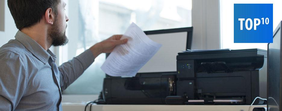 TOP 10 drukarki wielofunkcyjne do małej firmy | zdjęcie 1